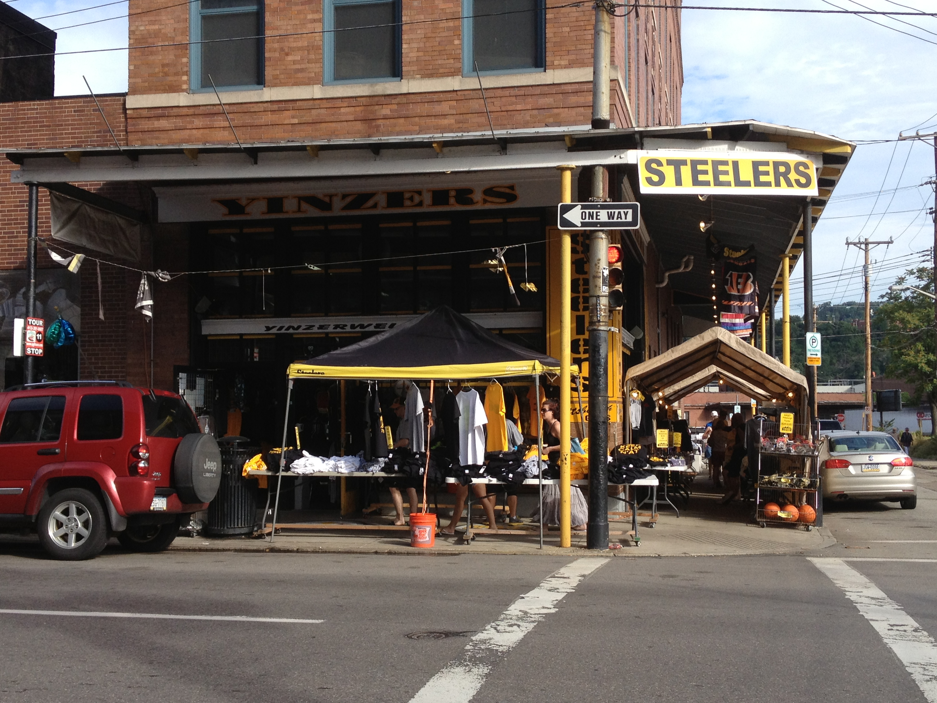 Opinion Pittsburgh strip district list of stores