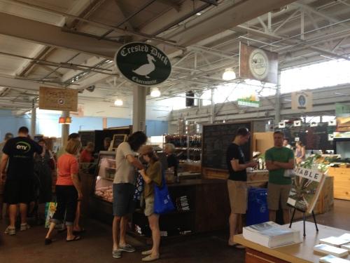 Pgh Public Market Inside