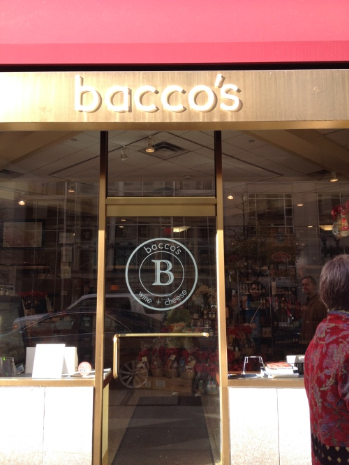 Bacco's Wine and Cheese