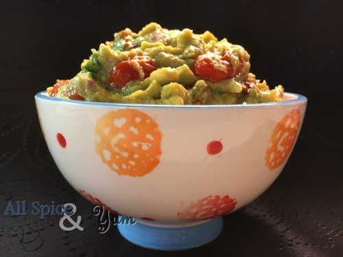 Roasted Guacamole 2